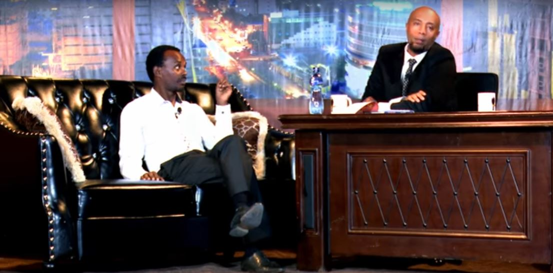 Comedian Fekadu Kebede on Seifu Show