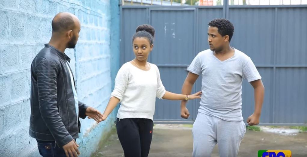 Betoch - Part 185 (Ethiopian Drama)