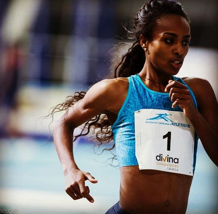 Genzebe Dibaba pic 23154